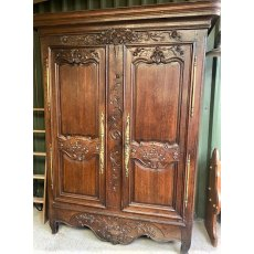 Stunning 18th Century French Armoire