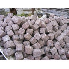 Cobbles (Red Basalt)