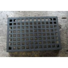 "Grid Pattern Air Brick (9""x6"")"