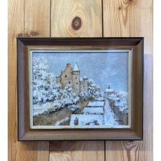 Original Louis Peyrat Oil Painting