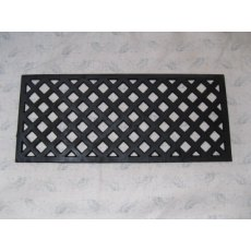 Diamond Pattern Air Vent (17.5'x 7.5')