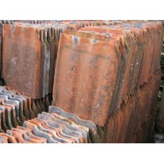 Reclaimed Triple Roman Roofing Tiles