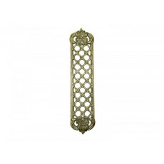 Lattice Finger Plate