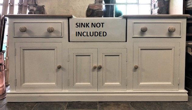 Traditional Sink Unit