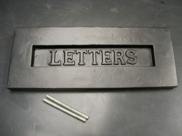 Letter Plate (Letters)