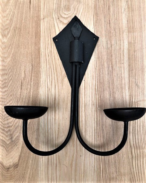 Electric Wall Sconce (Double)