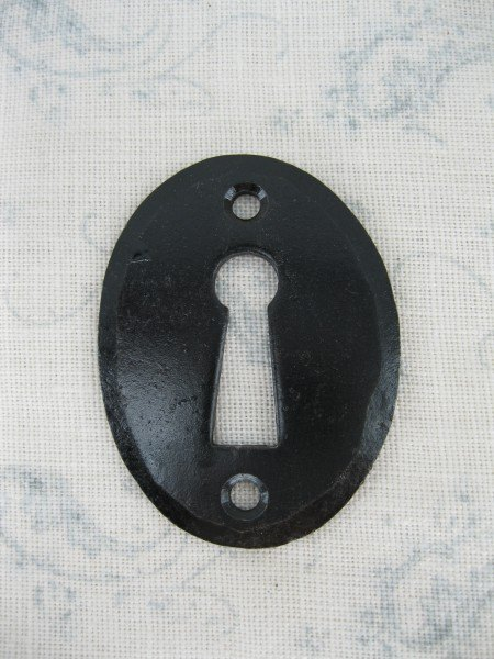 Iron Escutcheon