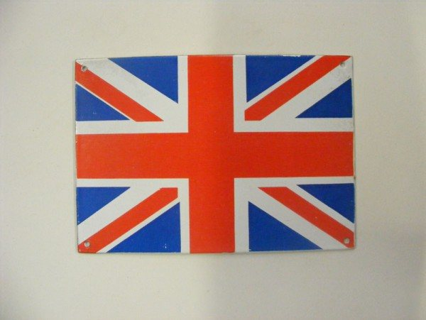 Enamel Sign (Union Jack)