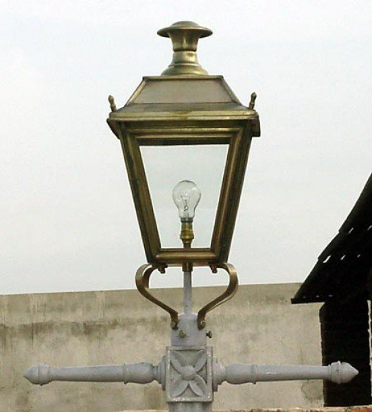 Victorian Style Lamp Top