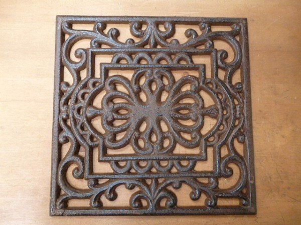 "Decorative Air Vent (11.5"" x 11.5"")"