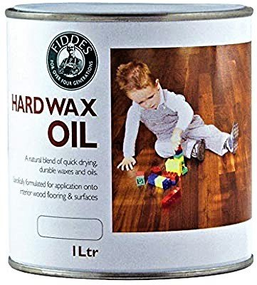 Fiddes Hard Wax Oil (1 litre)