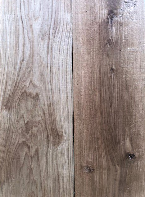 Planed Oak Flooring (Priced per m2)
