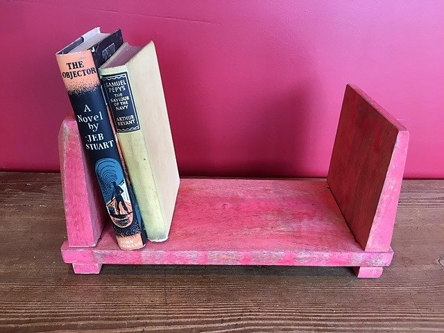 Wooden Book Stand (Large)
