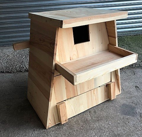 Owl Box (External)