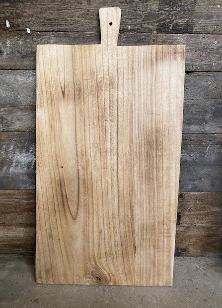 Large Wooden Bread Board