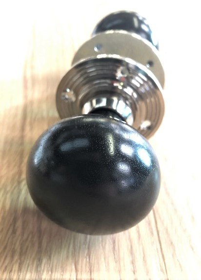 Plain Door Knobs (Nickel)