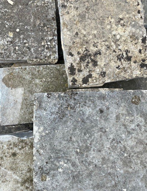 Reclaimed Blue Lias (Priced per m2)