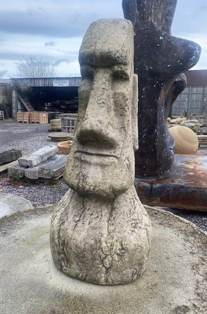 Large Easter Island Head