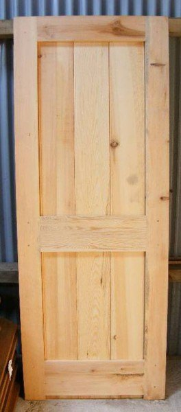 Framed Plank Door